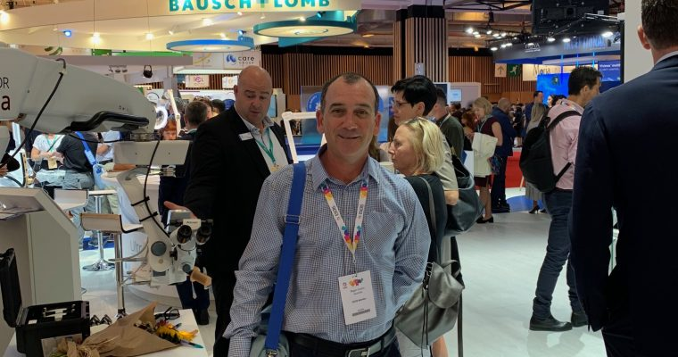 Epping Surgery Centre Attends Annual ESCRS Conference