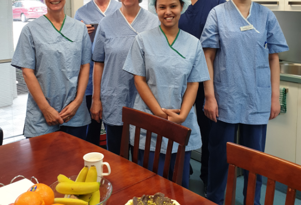Epping Surgery Centre Celebrates Perioperative Nurses Week 2019